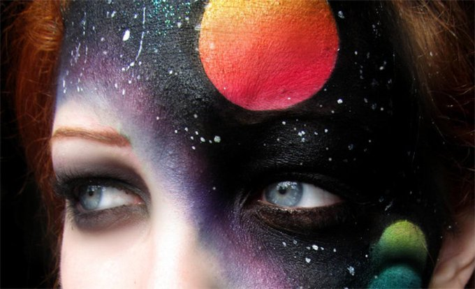 Galactic make-up trend – from a galaxy far, far away, or closer than we think?