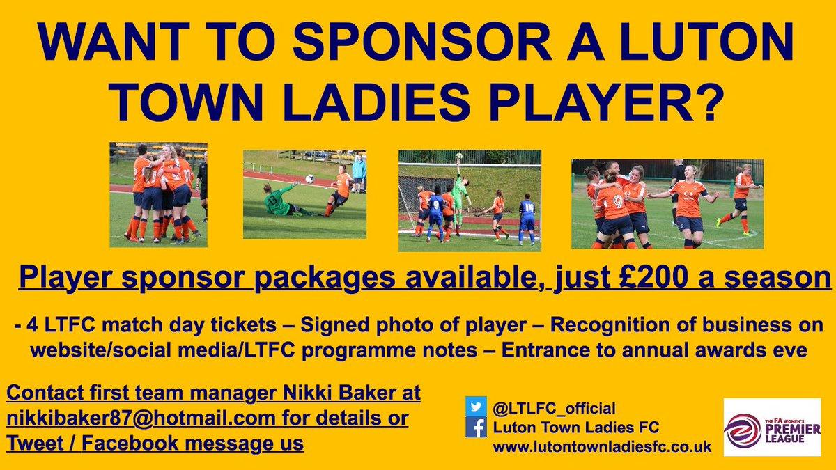 6b02cc20e Luton Town Ladies FC (@LTLFC_Official)   Twitter