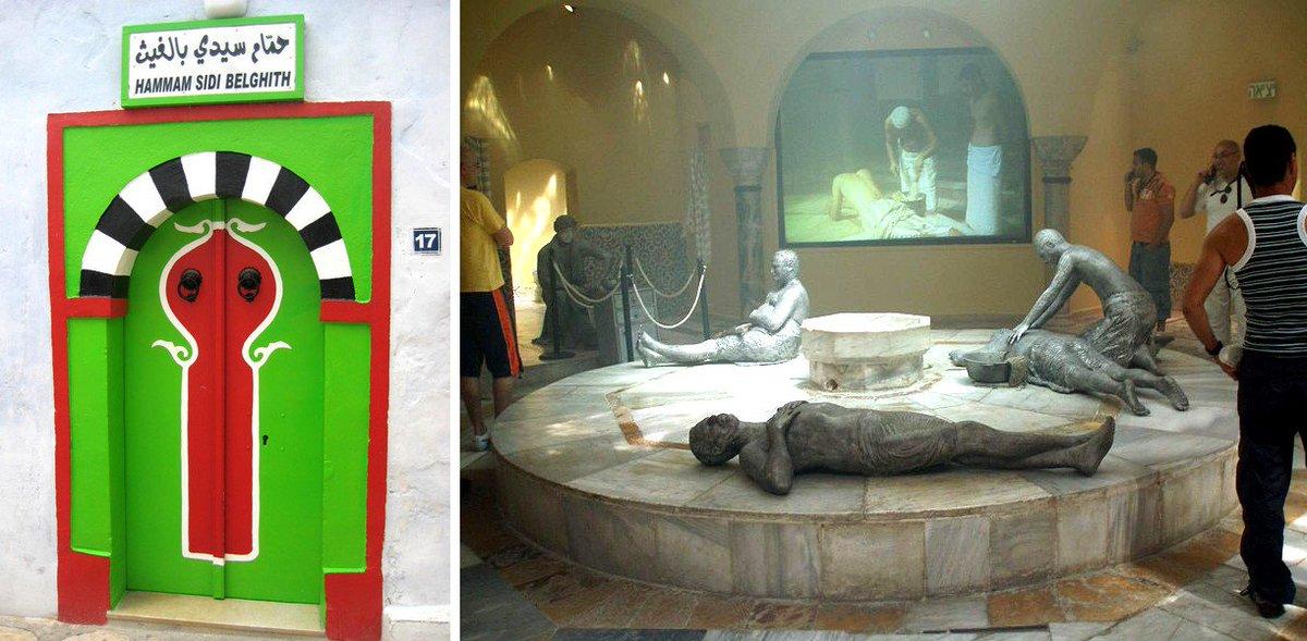 Tout sur le hammam :  http://www. sajada.fr/blog/le-hammam -presentation-dune-tradition-toujours-prisee/ &nbsp; …   #tunisie #tunisia #porte #été #tourism #turkishbath #fouta #vacances #art #décoration #Monde <br>http://pic.twitter.com/Mp76jbrMEB
