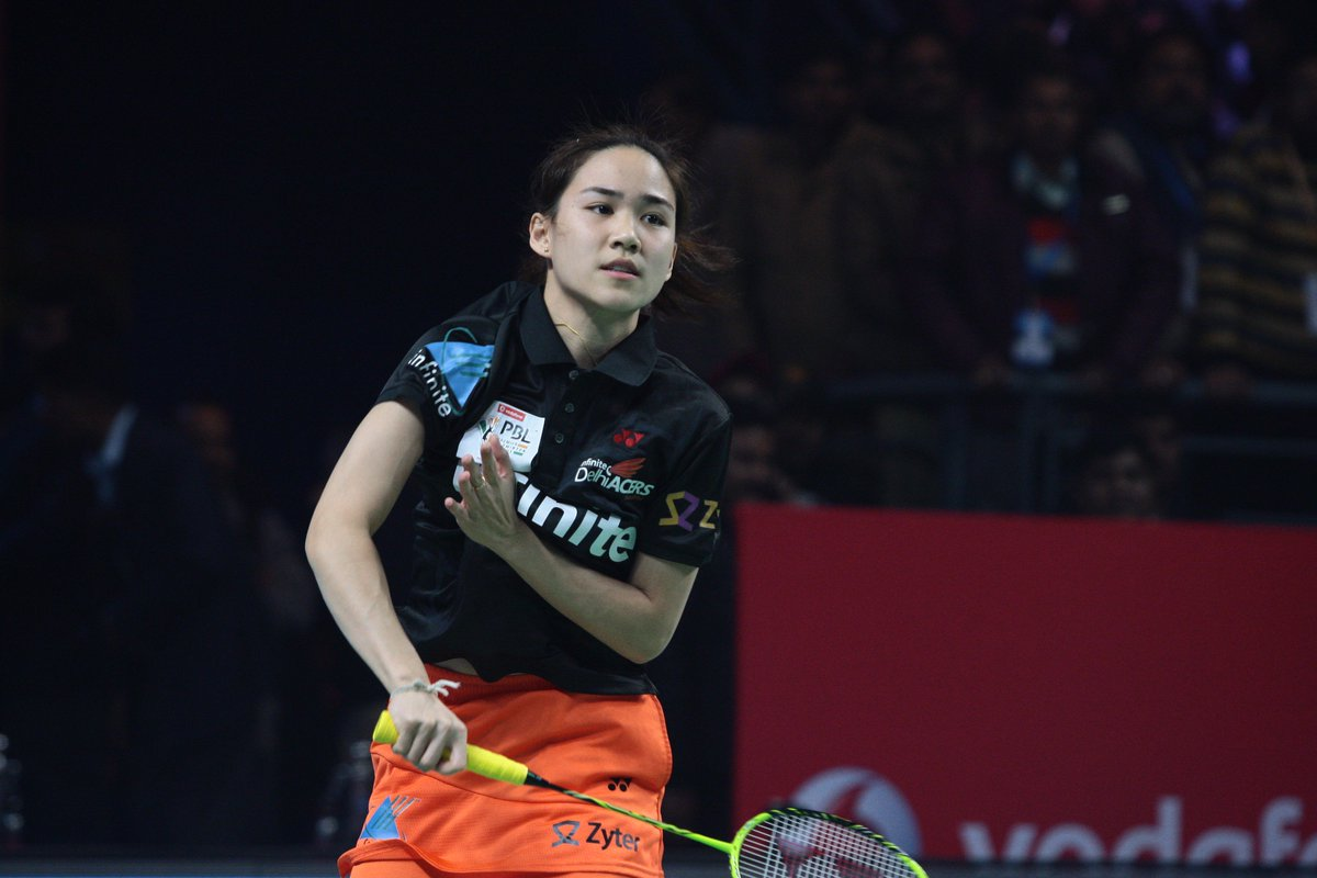 "PBL India on Twitter ""Biggest upset of IndonesiaSSP Nitchaon"