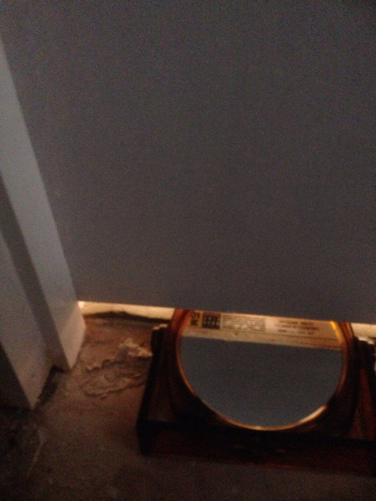 Doesn't take a #detective 2 discover that 30 minute #flat #fire door h...