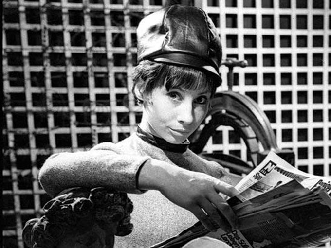 A very happy birthday to Susan herself, Carole Ann Ford!