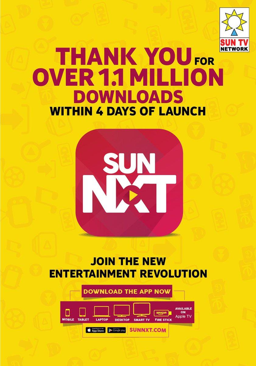 Sun TV on Twitter: