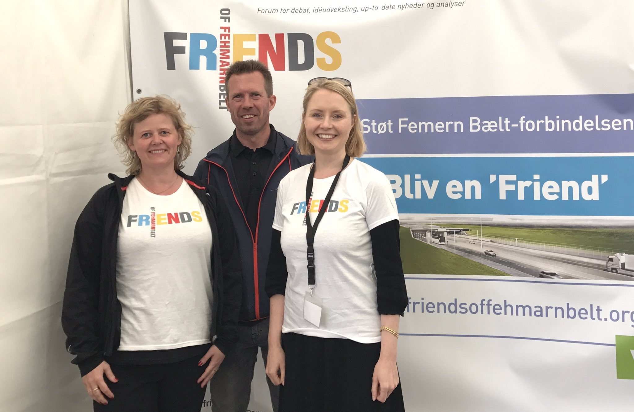 For @ZealandDK I join forces with @STRINGorg and @femernbelt at #FMDK Together we recruit @friends_fehmarn Find us at Ydermolen G13! https://t.co/nu1BUxW5Ky