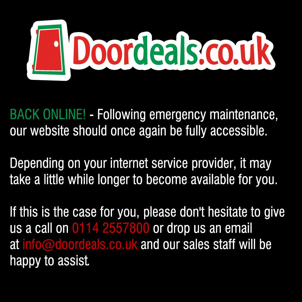 Doordeals Ltd on Twitter \ Following emergency maintenance our website should now be accessible. Our sincere apologies for any inconvenience during the ...  sc 1 st  Twitter & Doordeals Ltd on Twitter: \