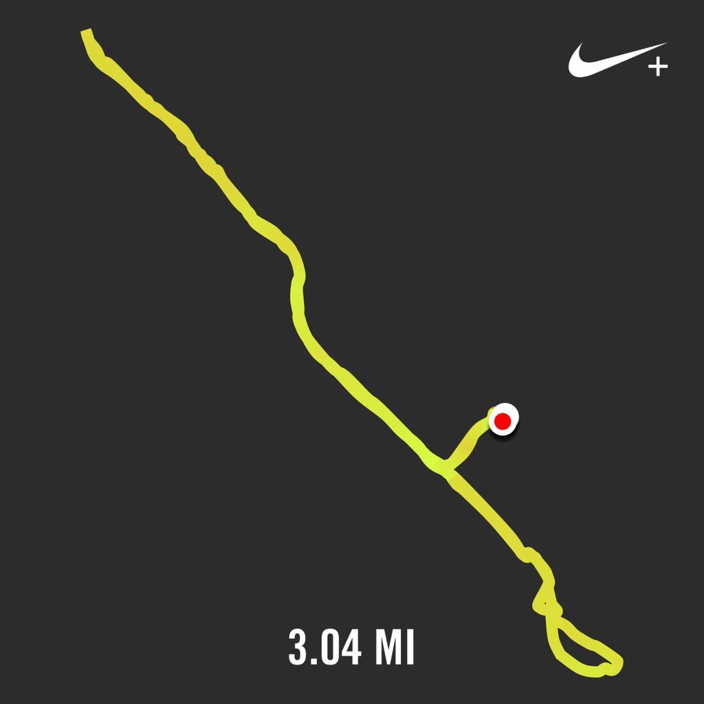 #HappyFriday #almost5k happy for a cloudy, somewhat cool morning #summerrun #runhappy