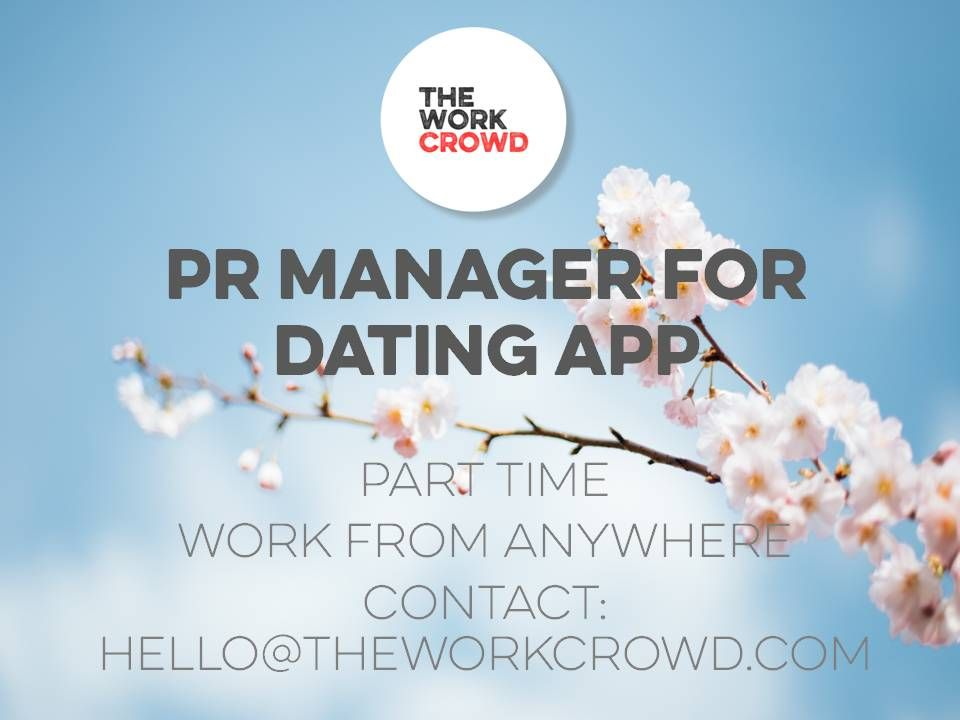 Lots of new #FreelanceFriday jobs up! We need a #PR expert to help build #mediaexposure for this hot new dating app! <br>http://pic.twitter.com/awud27jJAX