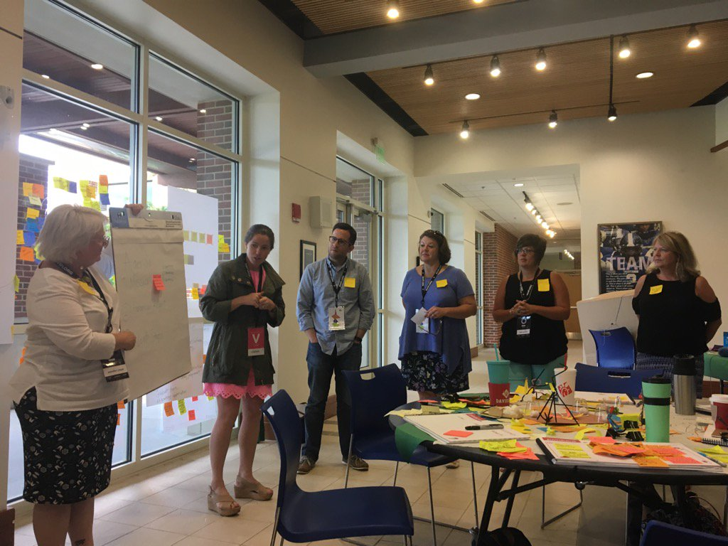 @Sophie_MacColl leads her team in sharing prototype for a board of directors for GFMA #fuse17 https://t.co/PipNI0WGXg