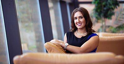 NEW CARDINAL ALUMNI🎓: Madison Laskowski of Auburn, political science major & future law school student. https://t.co/fAaUTApZCu #WeCardinal https://t.co/4eosUlIfsF