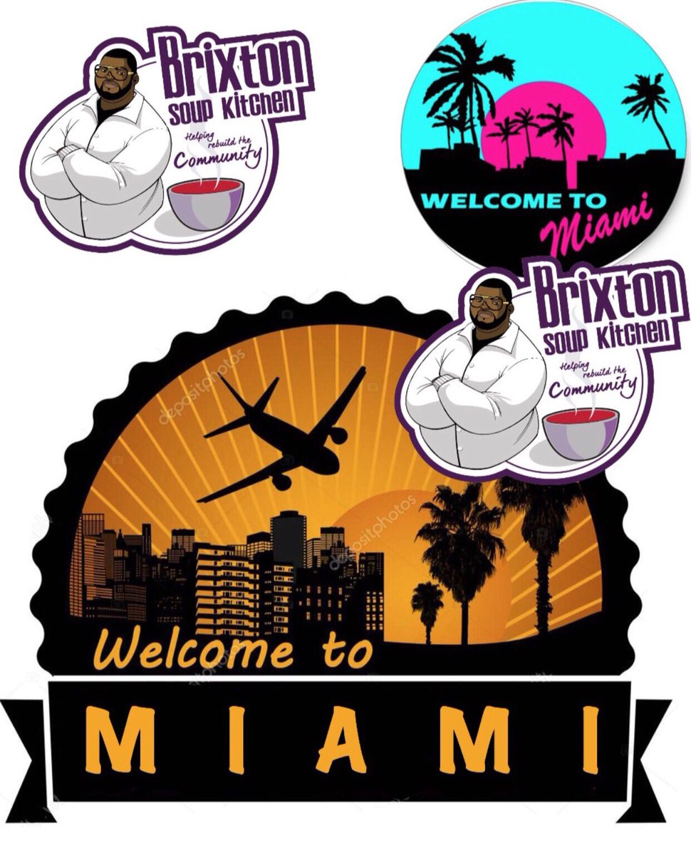Brixton Soup Kitchen On Twitter We Will Be Going To Miami