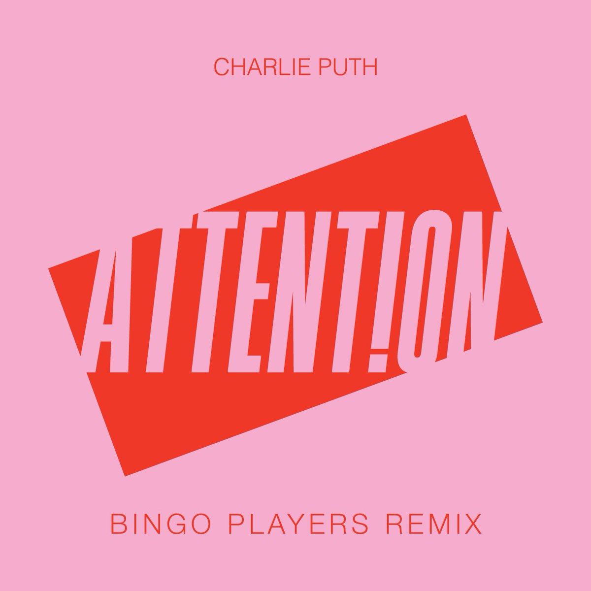 The @bingoplayers remix of #Attention is out now - https://t.co/fyCwRk...