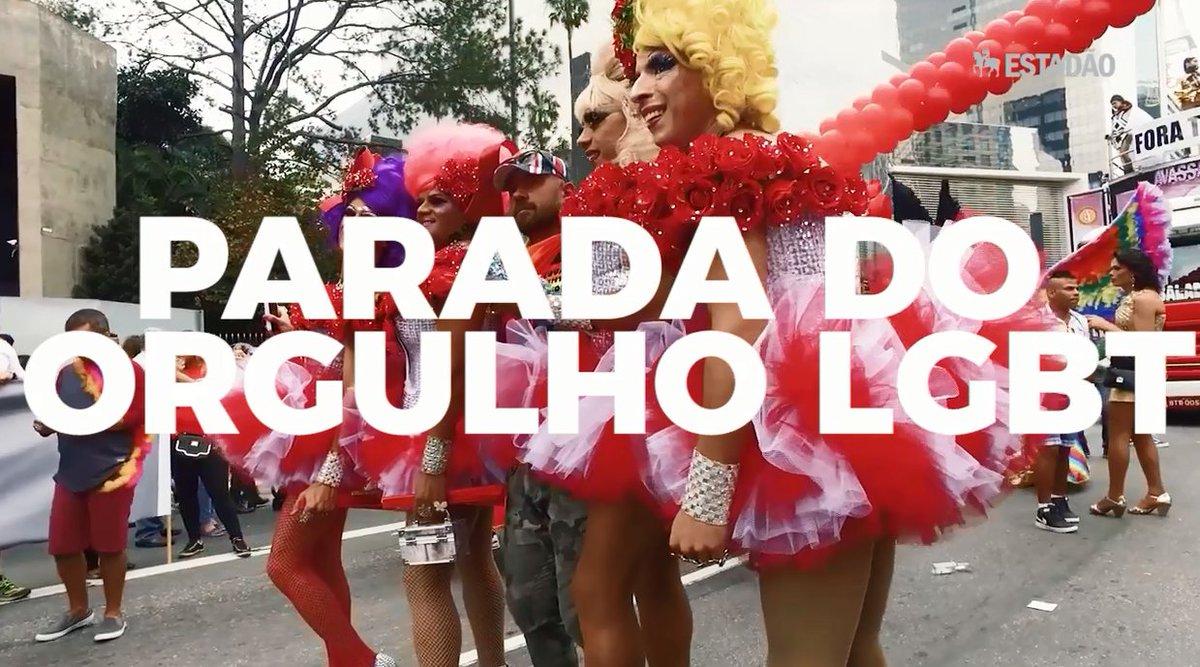 🌈 Estadão na Parada 🌈 : confira curiosidades das 20 edições da Parada do Orgulho LGBT de São Paulo #paradasp