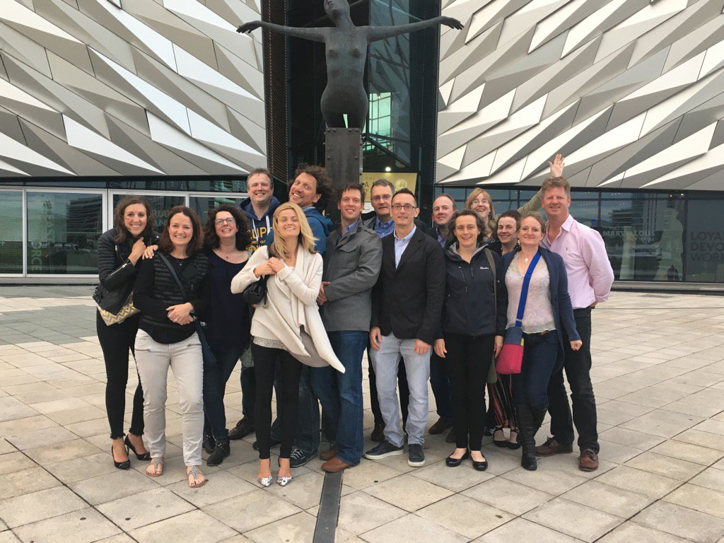 Excellent College Tutors meeting. Well done RCOA with able assistance of our very own Dr Pratt! #CTBelfast2017 https://t.co/OOJWwgkKcD
