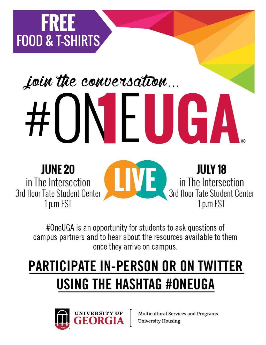 Thumbnail for #OneUGA June 20, 2017