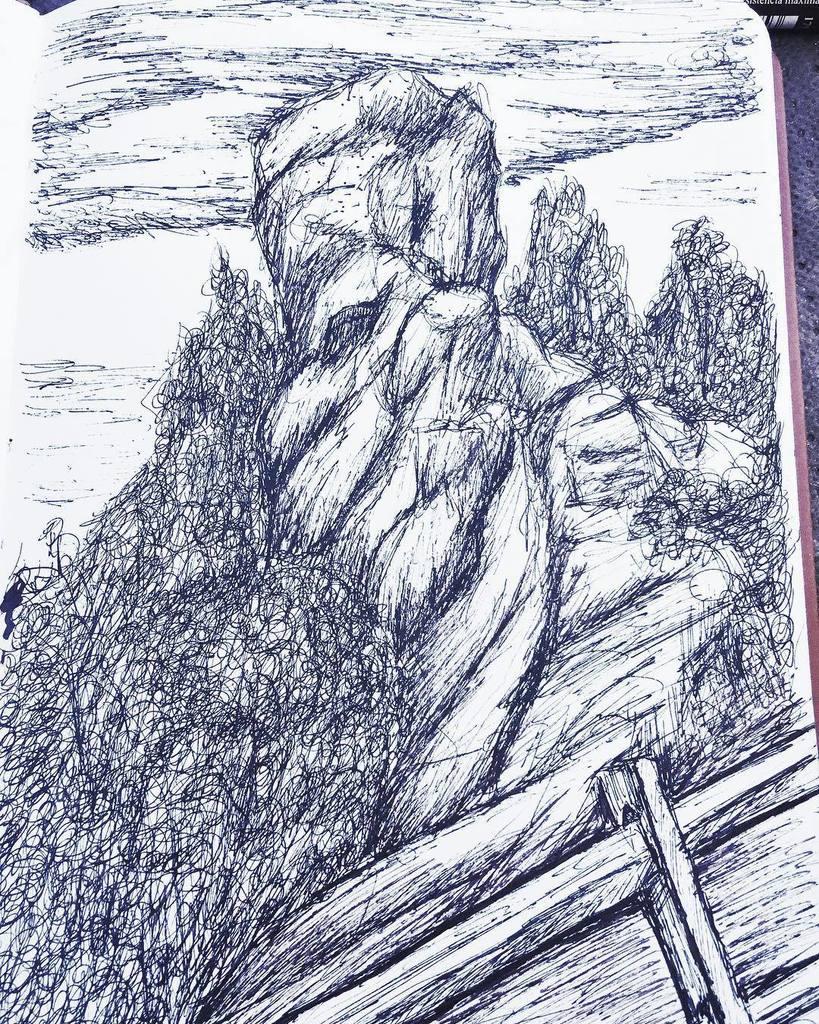G Matthew Dixon On Twitter Porch Doodles Colorado