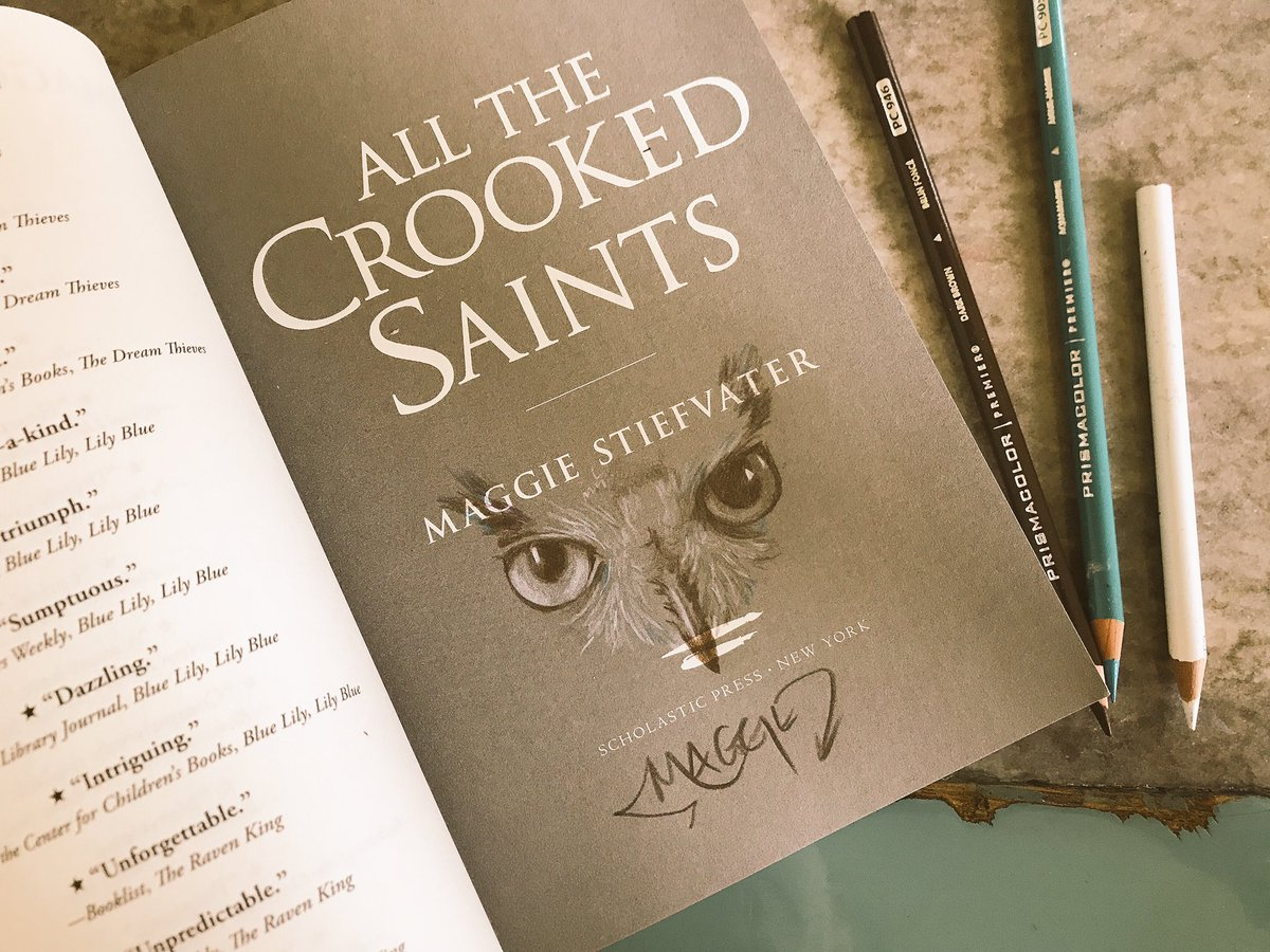 Resultado de imagen para all the crooked saints
