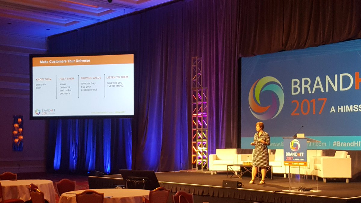 Takeaway #1 from @amandatodo session - Don&#39;t use your content to tell people how amazing you are, use it to educate them. #BrandHIT <br>http://pic.twitter.com/CpYdSGQ96S
