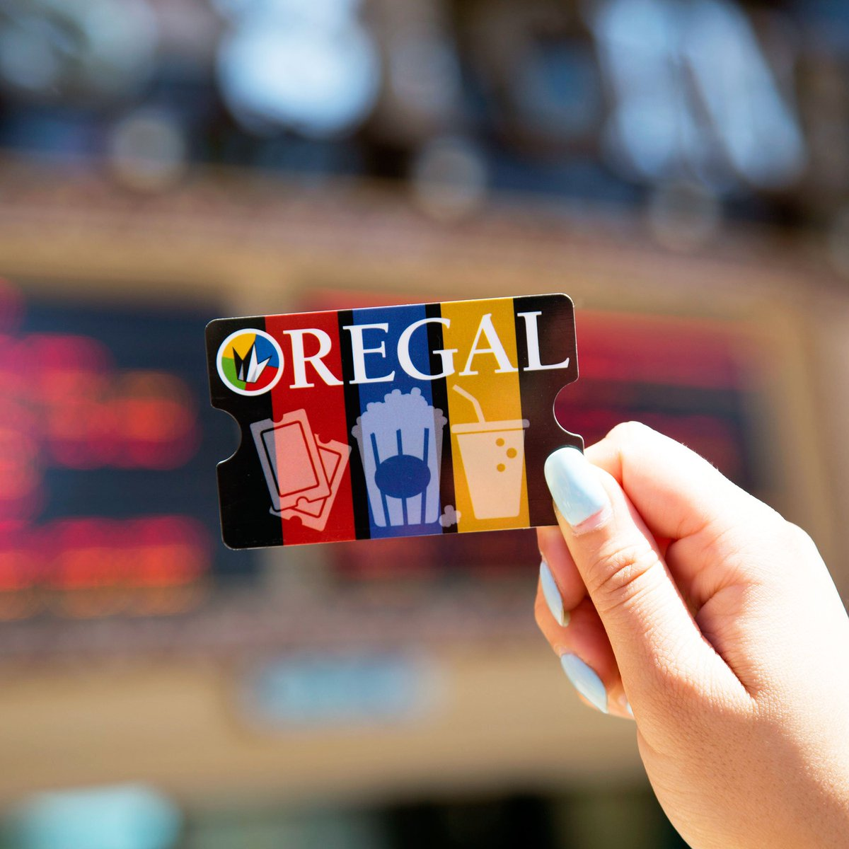 Want free movies this summer? We're giving away a $100 Regal giftcard to 5 lucky Twitter fans! FOLLOW us & RT for a chance to win! Ends 7/31