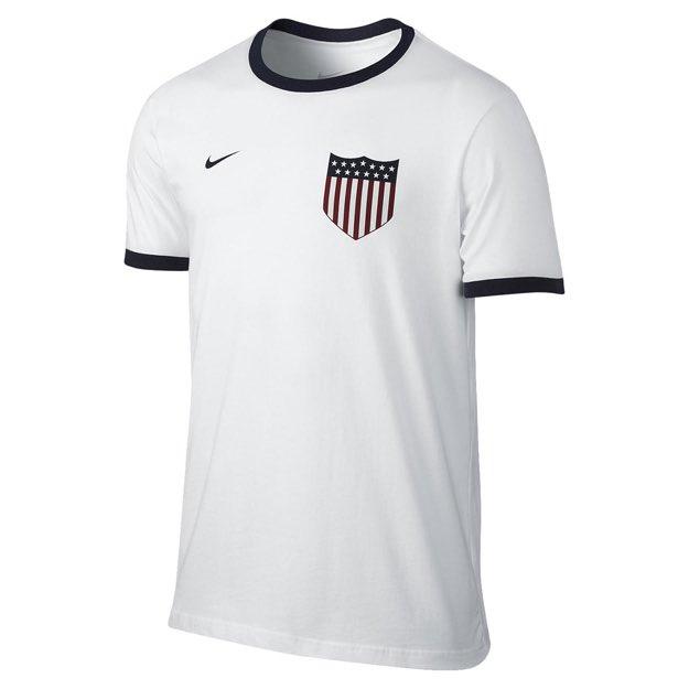newest 131d8 620d4 usmnt centennial jersey