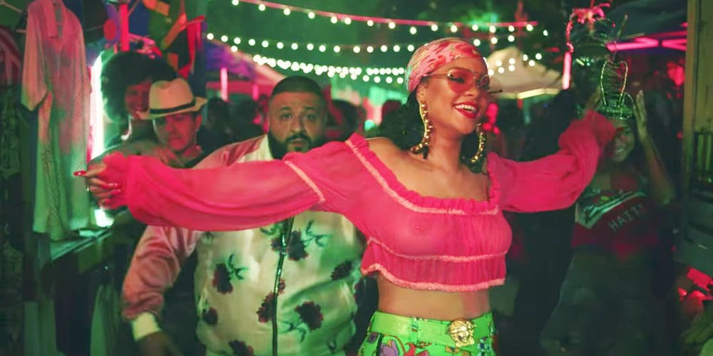 DJ Khaled – Wild Thoughts Music Video ft. Rihanna, Bryson Tiller
