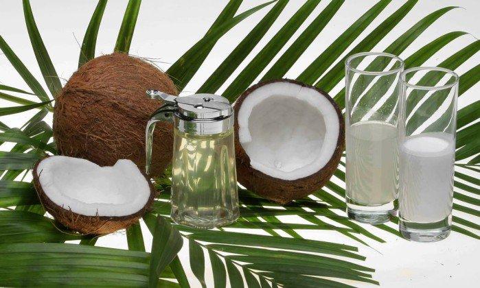 Óleo de coco é tão prejudicial à saúde quanto a manteiga.  https://t.co/Ir6BfiCW09