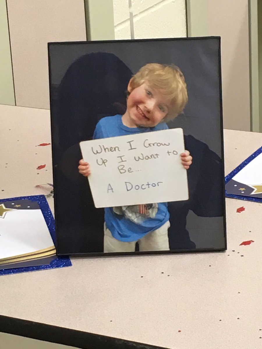test Twitter Media - Our Wilmette Child Development Center held their 2017 graduation ceremony this week!Check out what these kids want to be when they grow up! https://t.co/6ui9TBDyIW