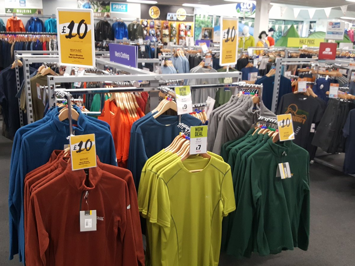 GO Outdoors Leeds on Twitter  We have some incredible deals for a tenner and under with a DC in store RN come in have a look #summer #leeds @ GOoutdoors ... & GO Outdoors Leeds on Twitter: