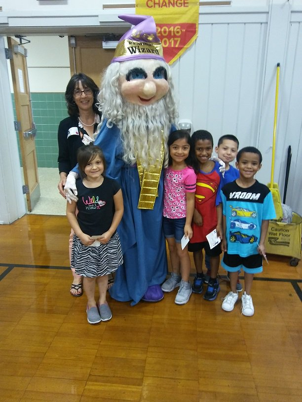 test Twitter Media - Students at Southside Elementary in Harrisburg close out the school year with a visit from UGI and The Reading Wizard! https://t.co/XWZx1geRpx