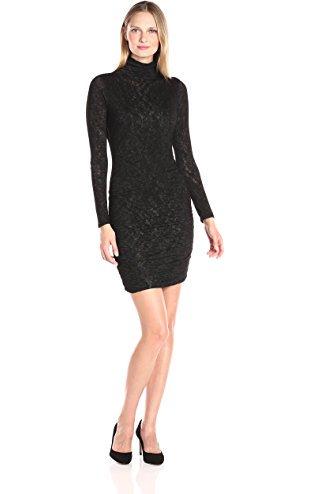 VELVET BY GRAHAM &amp; SPENCER Women&#39;s Textured Knit Turtleneck Dress, Black, M  http:// bit.ly/2sHzySf  &nbsp;   #Women #Apparel #VELVET #BY #GRAHAM <br>http://pic.twitter.com/CdMi9eS0yU