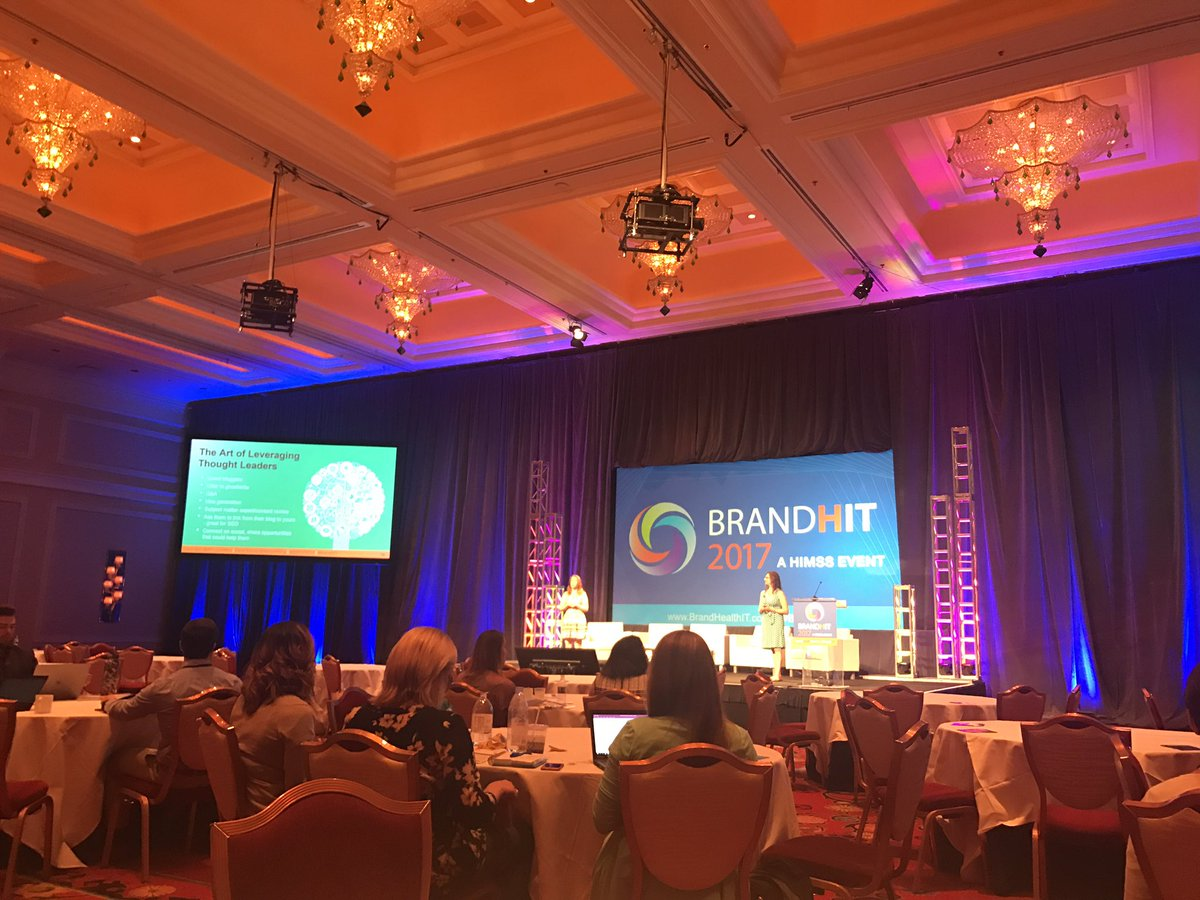 It was good decision to attend #BrandHIT conference!! Really enjoyed some great sessions this morning. <br>http://pic.twitter.com/fIphk8T4UK &ndash; bij Encore Las Vegas
