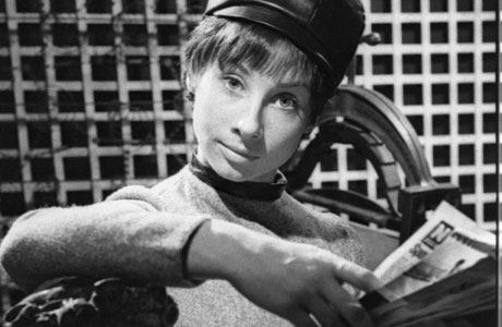 Happy birthday to The Doctor\s granddaughter herself, the first ever companion Carole Ann Ford