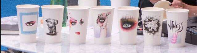 I AM READY TO DRINK WITH THIS CUPS #KPWWW @katyperry