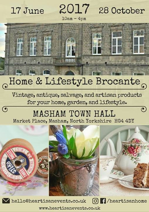 We are here tomorrow, why not come along @HeartisanHome #vintage #style #design #interiordesign #brocante #antique #home #lifestyle<br>http://pic.twitter.com/77fSWUwGmY