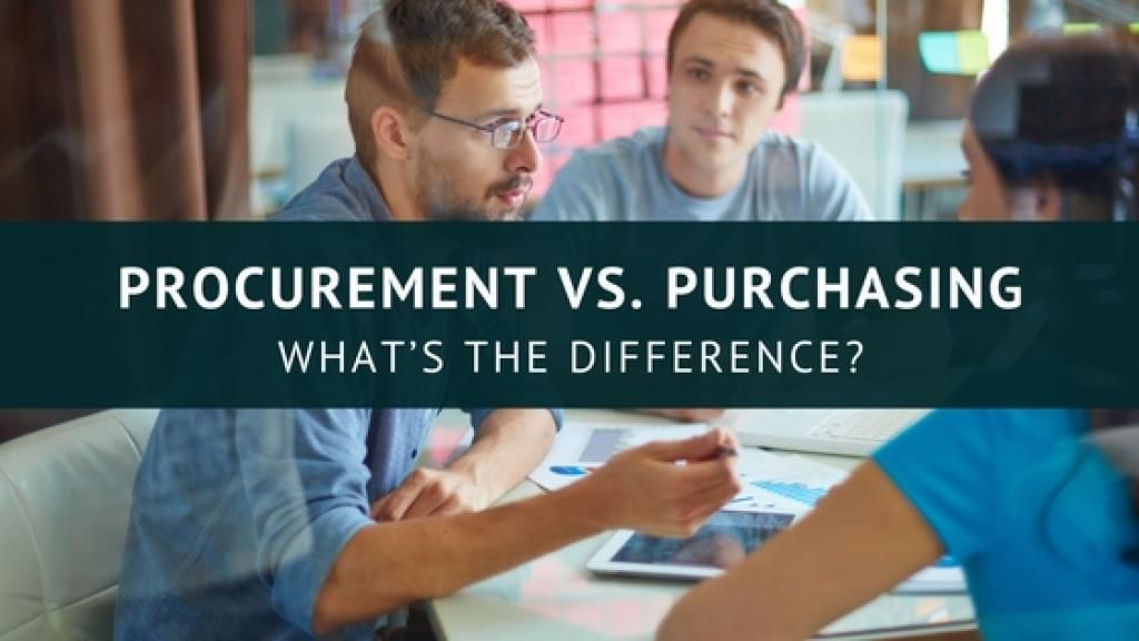 #Procurement vs. Purchasing: What's the Difference?  http:// bit.ly/2szL7Lx  &nbsp;   via  @TendersPage #fedbizopps #businessstrategy <br>http://pic.twitter.com/0hoRITmpSM