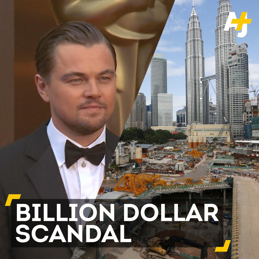 A bunch of celebs were given gifts allegedly bought illegally by friends of the Malaysian government. #1MDB
