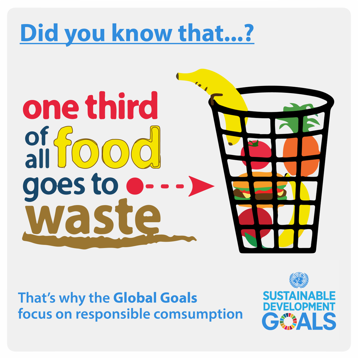 On Sunday's Sustainable Gastronomy Day, have a look at @FAOnews' 9 tips on how to reduce food waste: https://t.co/Ewfm28Hu3s
