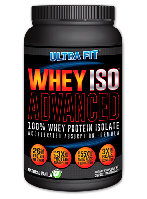 Get 3x more #protein absorption with #Whey Iso Advanced - Premium formula increases #aminoacid levels by up to 55x!  https://www. getultrafit.com/protein-bar/78 6/Nutritional-Supplements/WHEY-ISO-ADVANCED &nbsp; … <br>http://pic.twitter.com/fijjHC3AAT