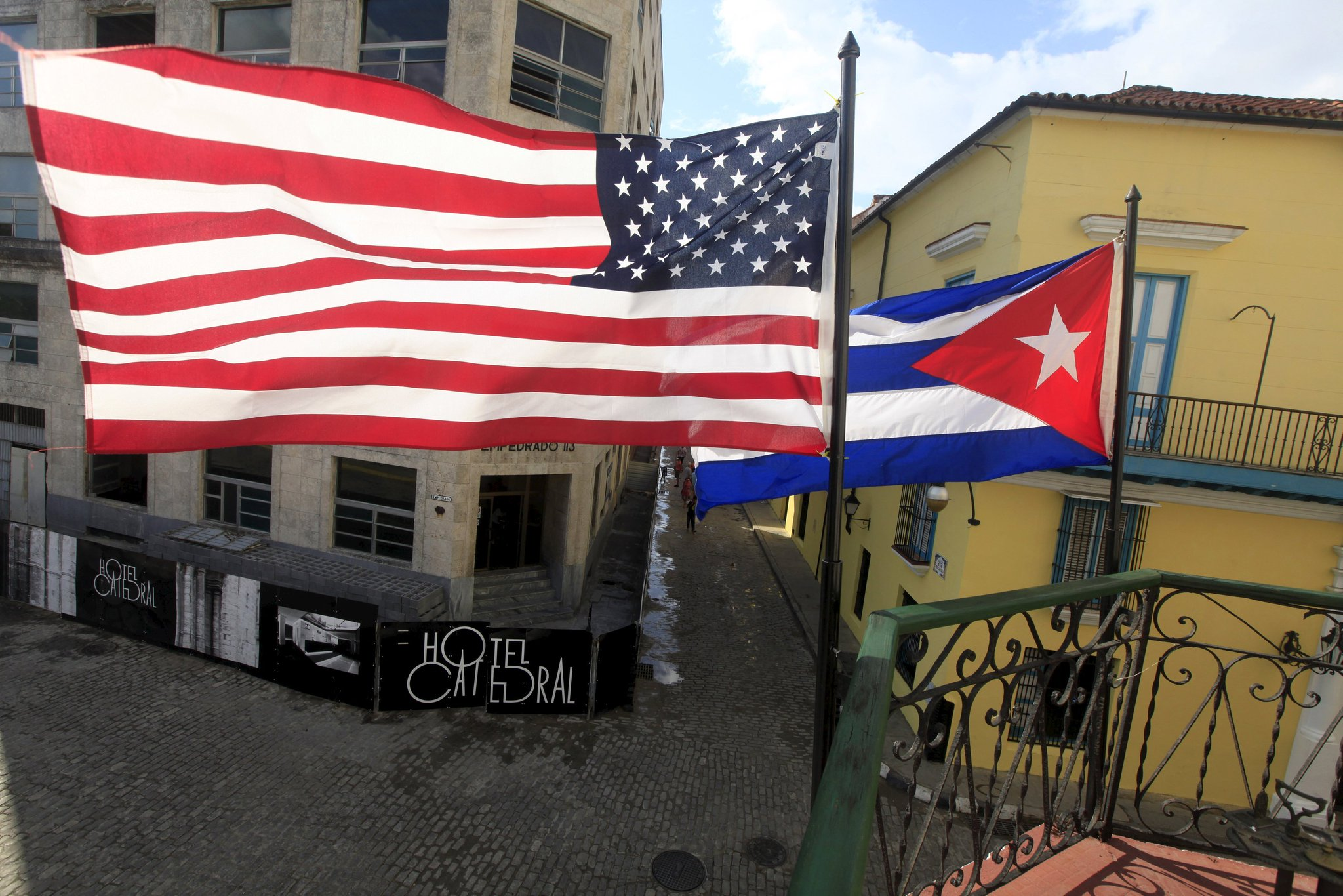 normalizing relations between united states and cuba
