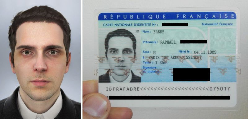 Artist successfully uses 3D rendering of his face to obtain French national ID card  https://t.co/ZqwtCdMPql https://t.co/jCNd3luICh