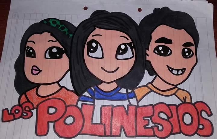 Dibujos De Todo Tipo On Twitter Hey Los Polinecios Estilo