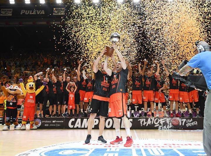 Valencia Basket Camiseta Liga Endesa 2017
