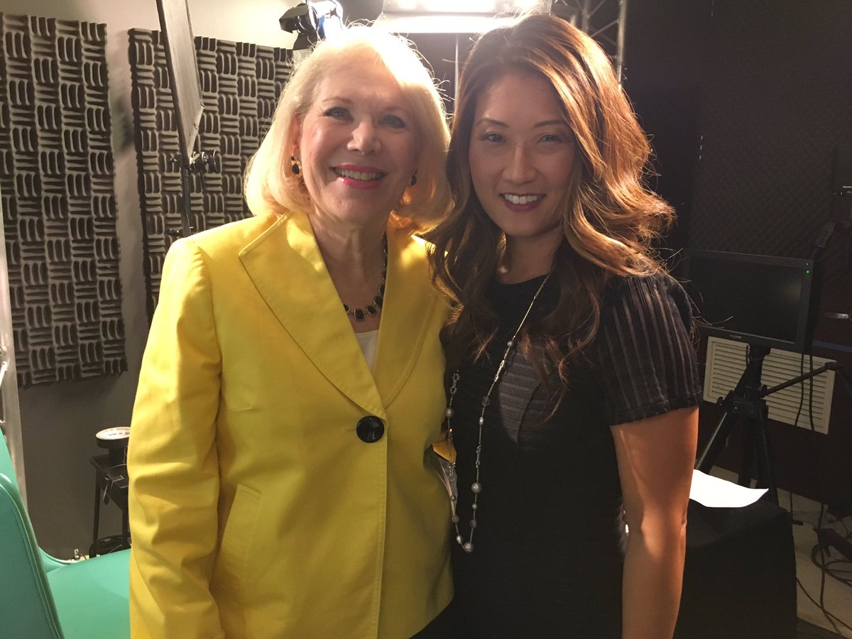Katie phang attorney wikipedia images - Katie Phang On Twitter Amazing To Share The Studio Today W Jillwinebanks Watergate Prosecutor First Female Gc Of Us Army First Female Coo Of Aba