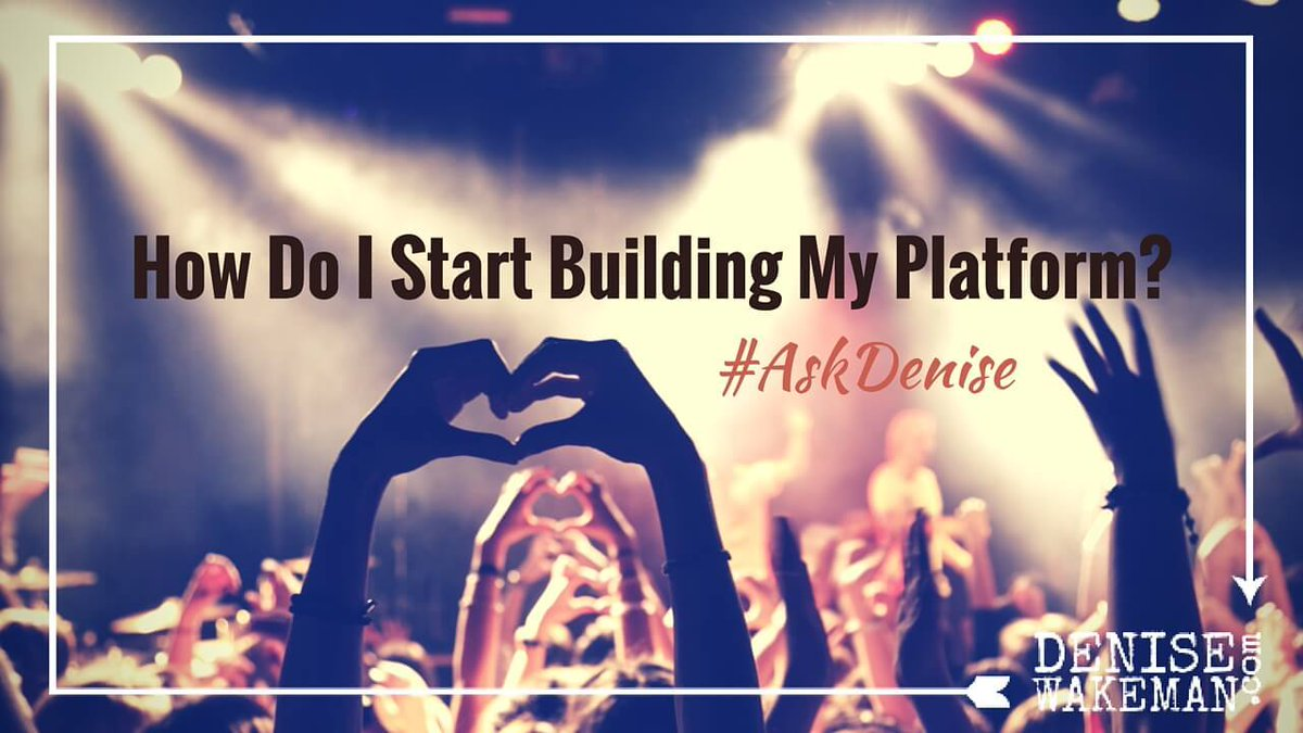 Without an audience - platform - it's tough to have a viable business https://t.co/4wBoW4YVqs #contentmarketing https://t.co/Cigg1k95uF