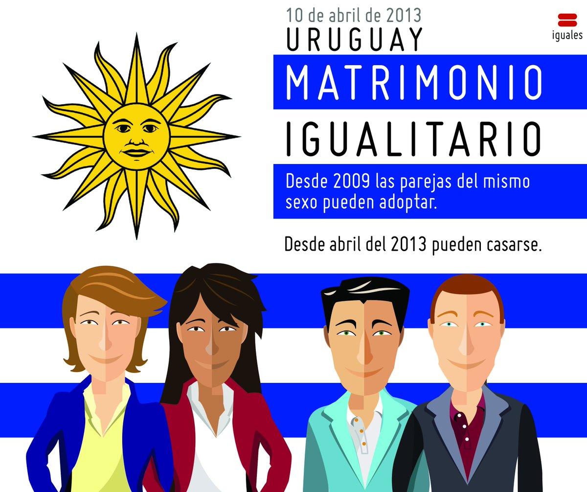 Matrimonio In Uruguay : Fundación iguales on twitter quot sabías que argentina