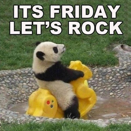 Have an awesome Friday Evening! #tgif #letsrock #finally #friday #yay #weekendready #happyhour #bringonthewine #wino #happy #playhard<br>http://pic.twitter.com/DbMHbPqDC3