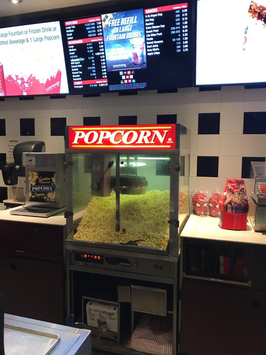 Cinemark Theatres On Twitter Patrick