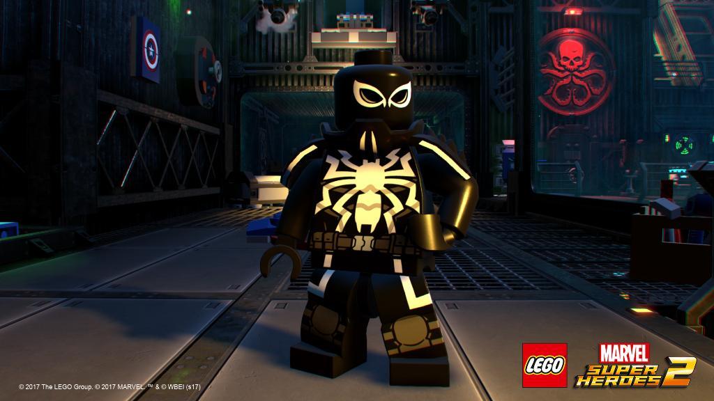 Act Nuevas Imagenes De Indivisible Lego Marvel Super Heroes 2