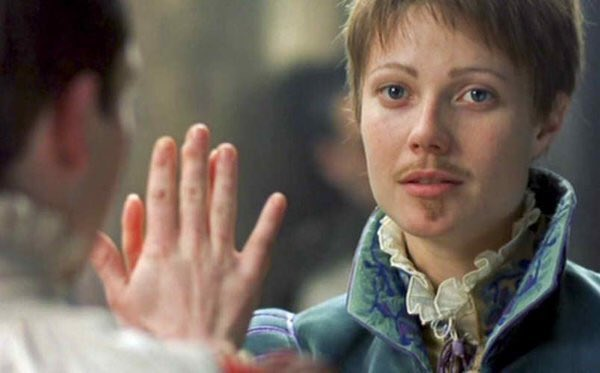 Before all Shakespeare gets shut down let's agree this was a hot look