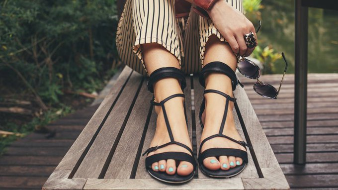 Are Your Feet Sandal-Ready?