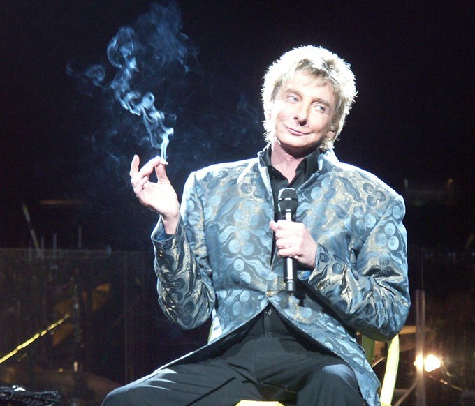 Happy Birthday to Barry Manilow who turns 74 today!